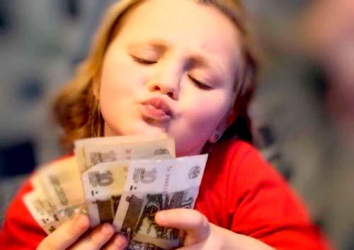 КАК научить детей правильно относиться к деньгам