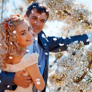 брак счастливым