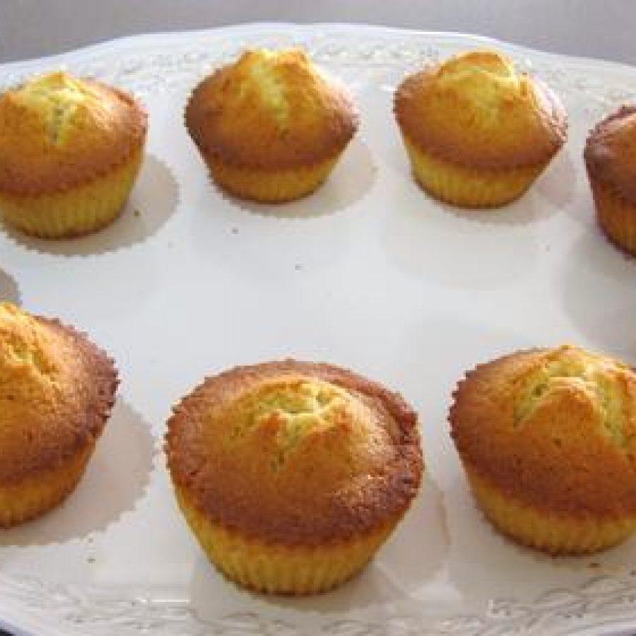 Как приготовить кексы в домашних условиях в микроволновке