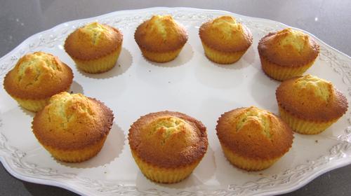 Как сделать домашние кексы