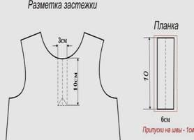 Платье с воротничком3