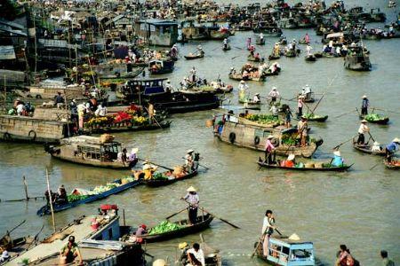 Туры в Чаудок, Вьетнам2