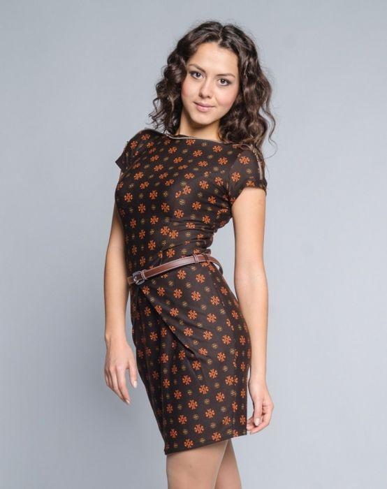 Повседневное платье украина купить