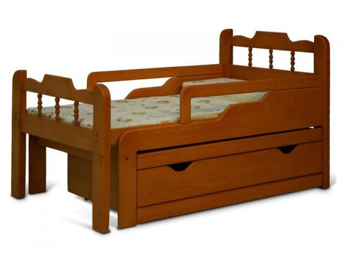 Кровать Я расту