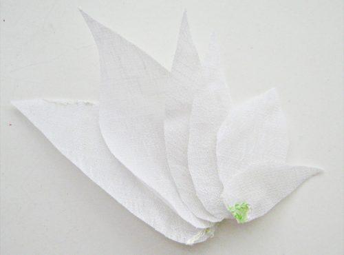 цветок из ткани3