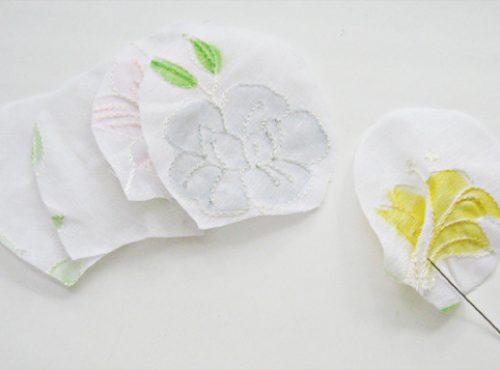 цветок из ткани9