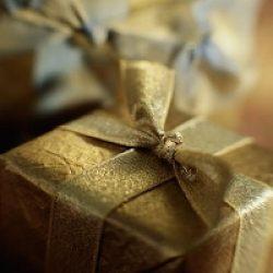 Новогодние подарки своими руками!