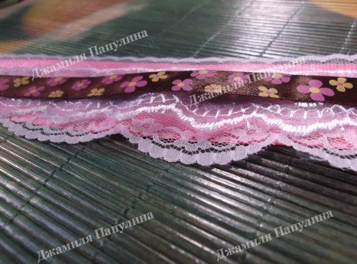 Подвязка для невесты1