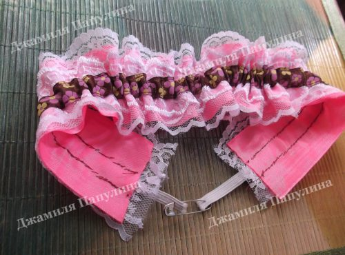 Подвязка для невесты3