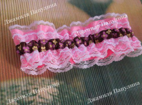 Подвязка для невесты5