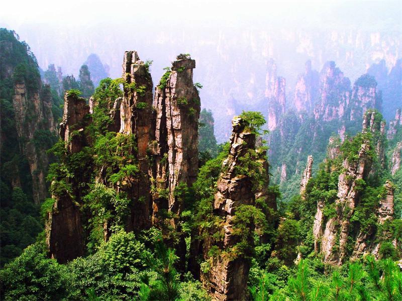 Улинъюань, Провинция Хунань