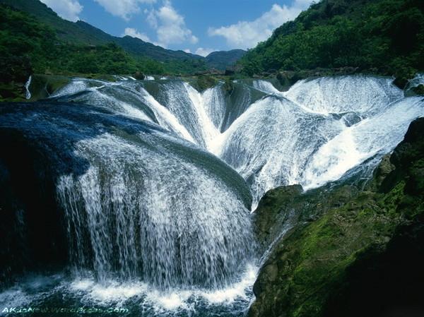 Водопад Хуангошу, Провинции Гуйчжоу1