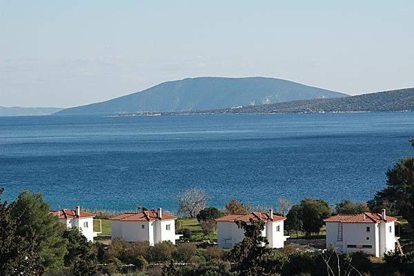 Дом в Греции на побережье