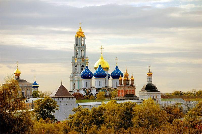 Города Большого Золотого Кольца России