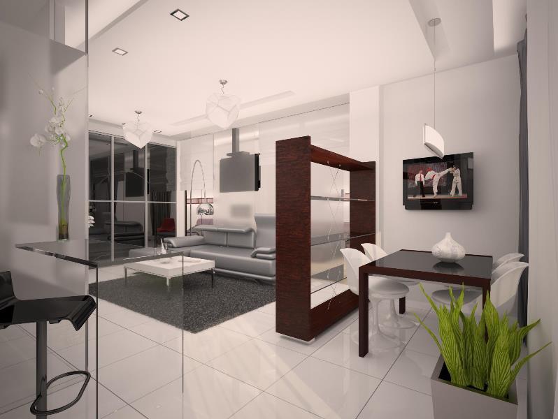 обустройству квартиры студии